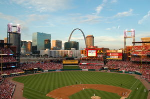 travel nursing guide to st louis cardinals busch stadium
