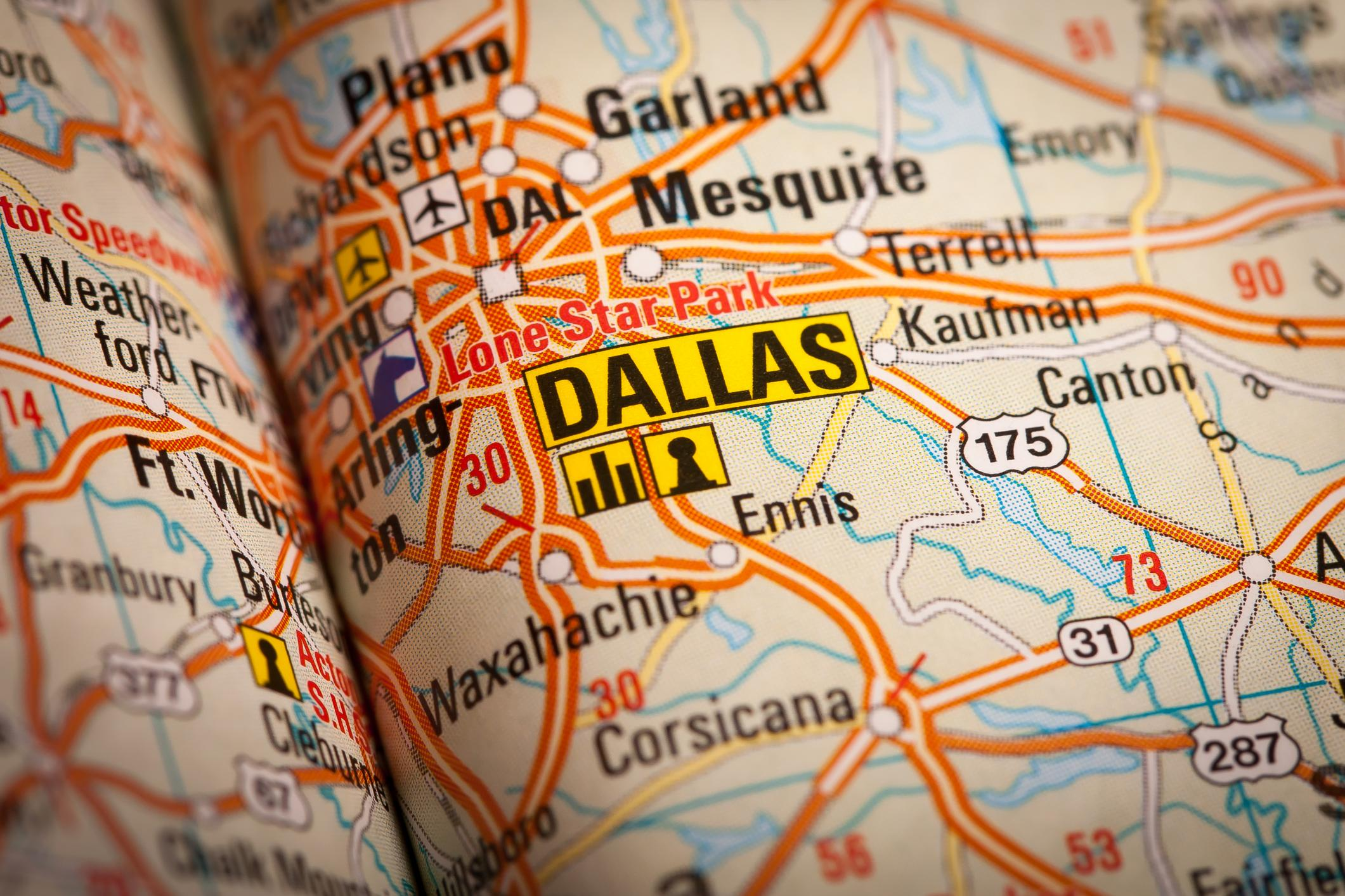 travel nurse day trip ideas from dallas texas