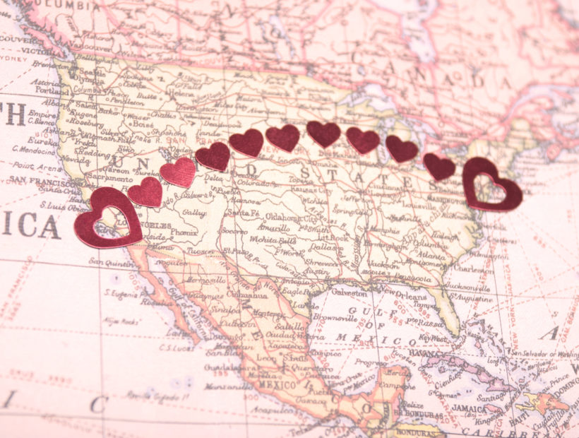 Valentine's Day ideas for travel nurses