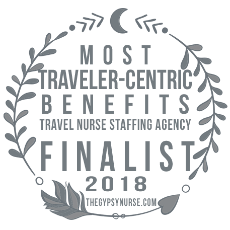 TNAA wins The Gypsy Nurse award for Most Traveler-Centric Benefits