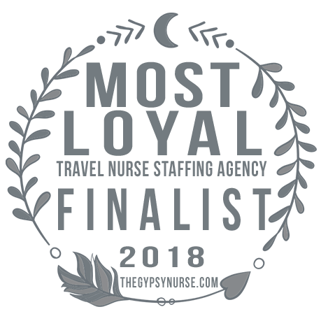 TNAA wins The Gypsy Nurse Most Loyal Finalist