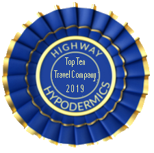 TNAA wins Top Ten travel company from highway hypodermics