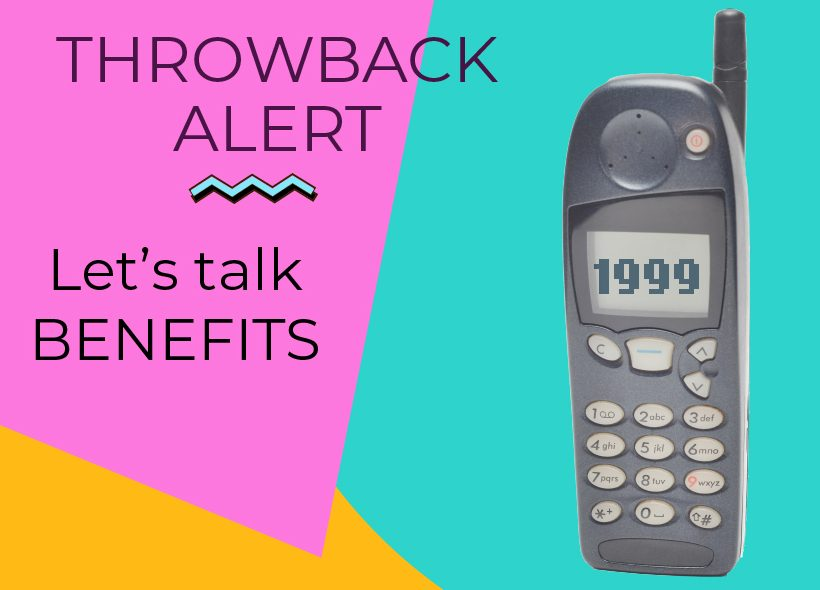 tnaa talks about how benefits have changed over 20 years