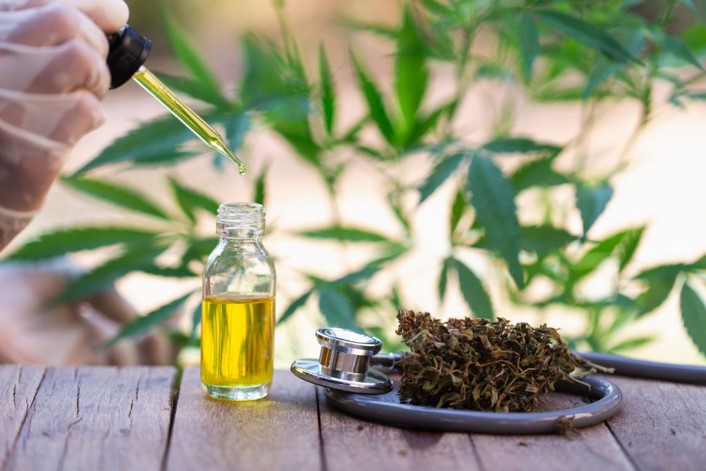 Is CBD legal for nurses
