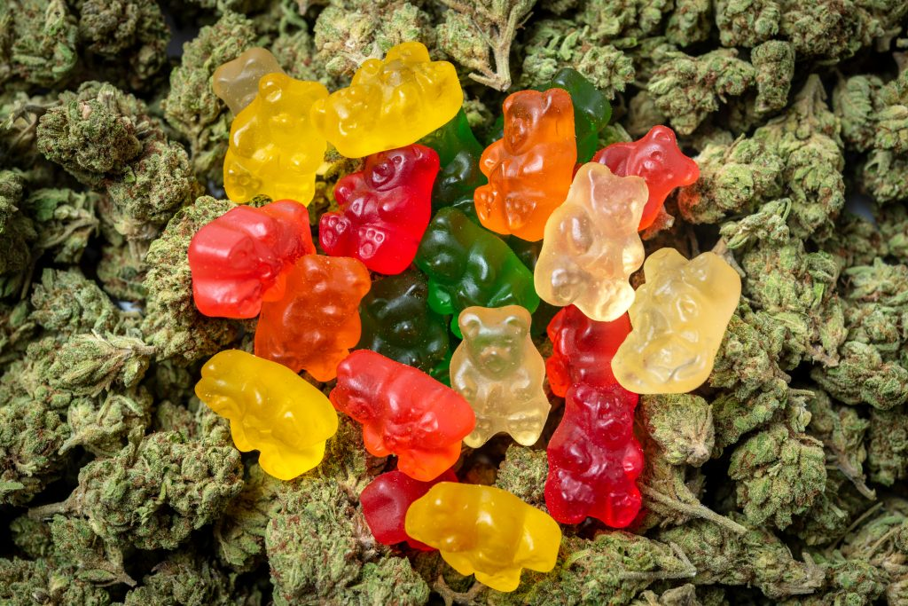 marijuana edibles and travel nursing