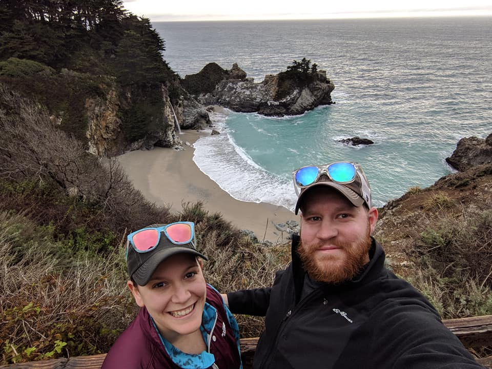 travel nurses on the pacific coast