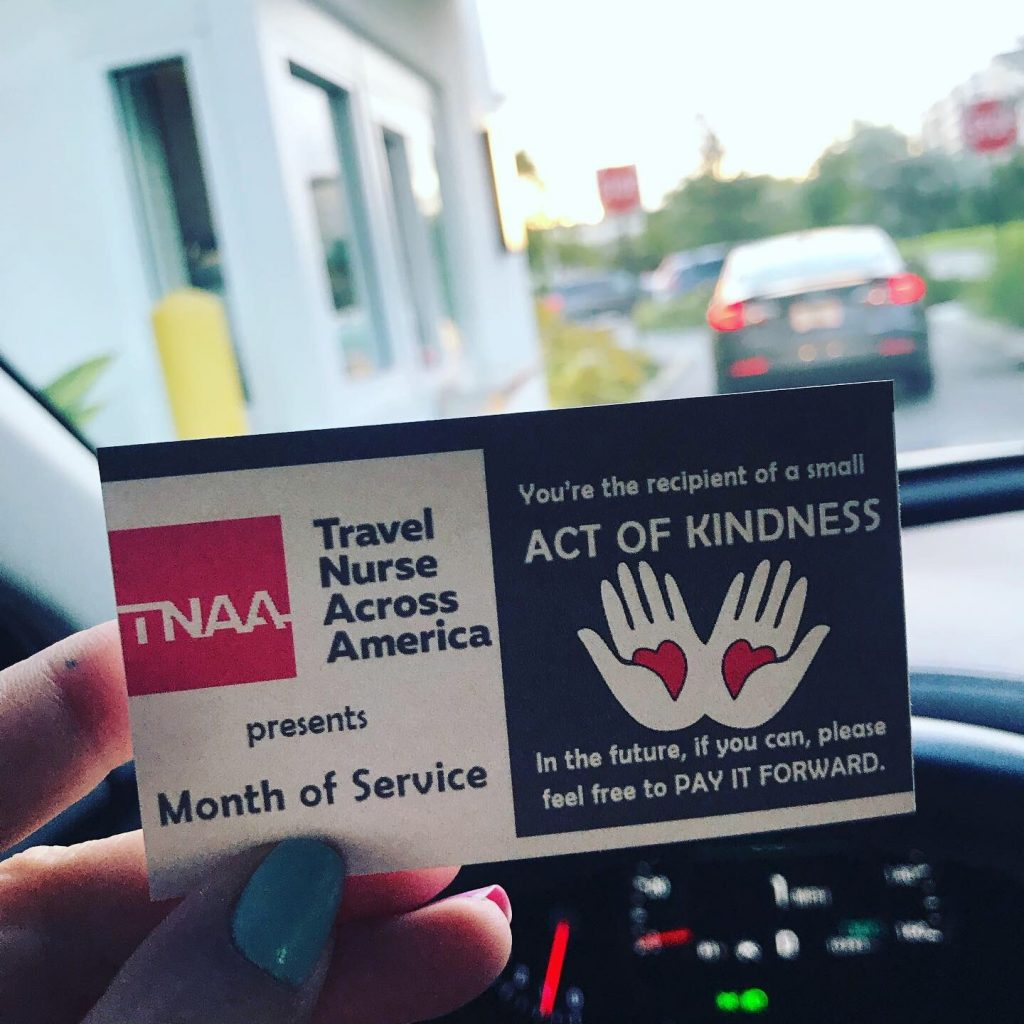 tnaa gives back