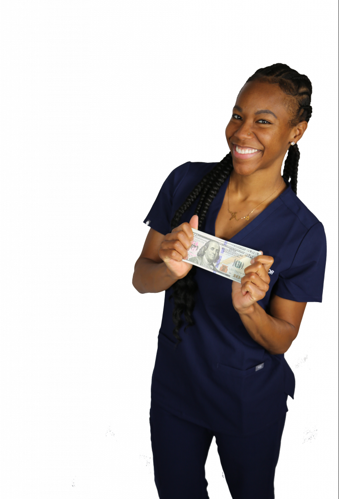 travel nurse money