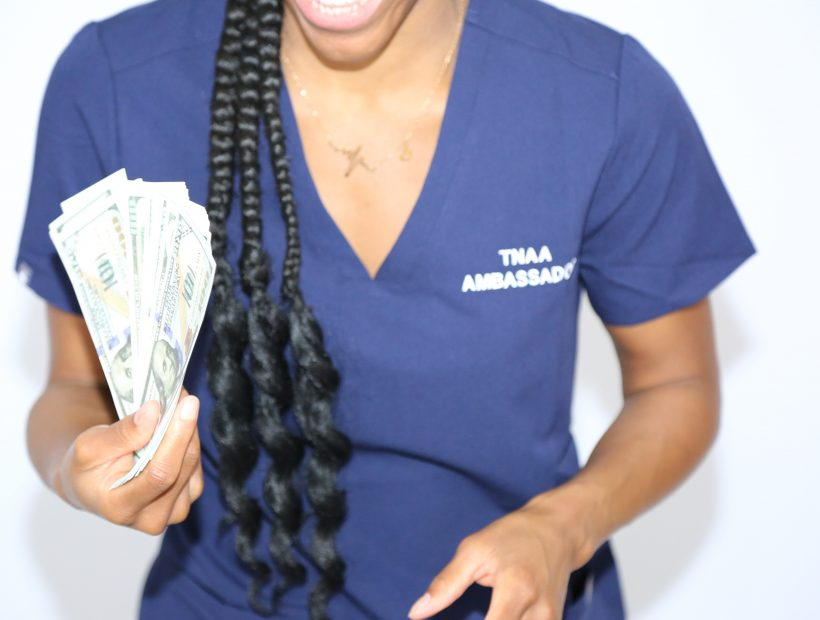 travel nurse agency with 401k