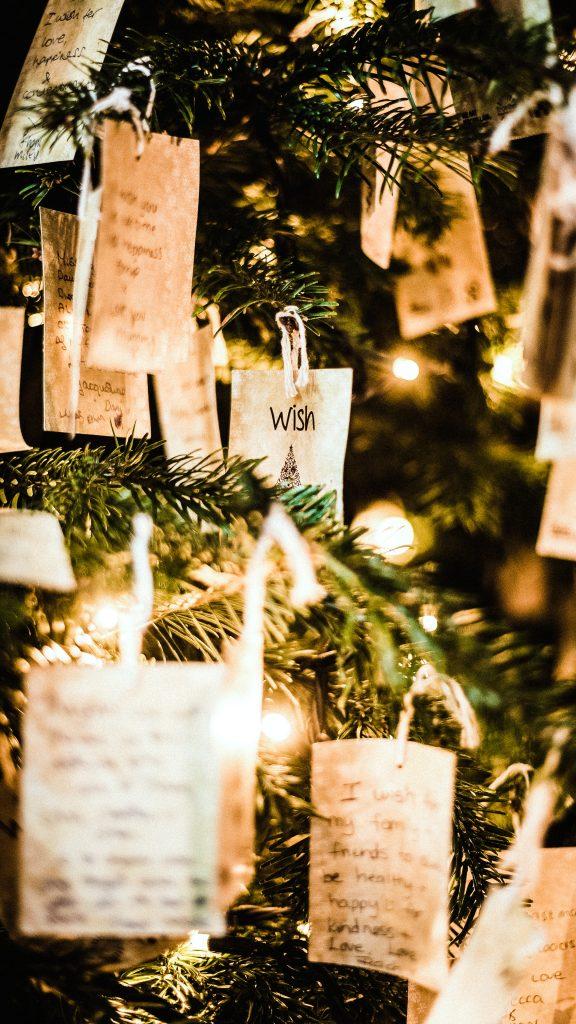 christmas charity wish lists