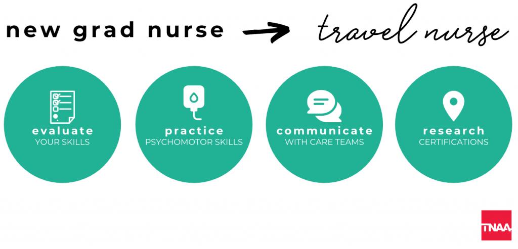 new grad nurse tips
